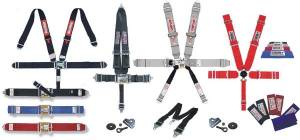 Safety Equipment - Seat Belts & Harnesses