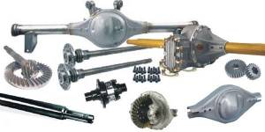 Drivetrain Components - Rear Ends and Components
