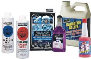 Cooling & Heating - Coolant Additives