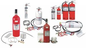 Safety Equipment - Fire Extinguishers