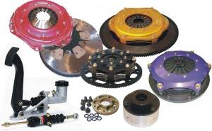 Drivetrain Components - Clutches and Components