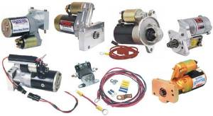 Ignition & Electrical System - Starter