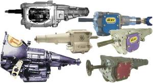 Drivetrain Components - Transmissions and Components