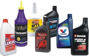 Oil, Fluids & Chemicals - Transmission Fluid