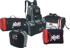 Safety Equipment - Helmet & Equipment Bags