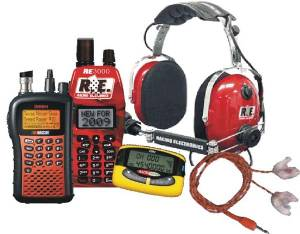 Radios, Transponders & Video - Scanners & Accessories