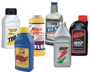 Oil, Fluids & Chemicals - Brake Fluid