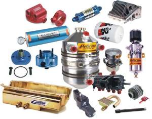 Engine Components - Oil System Components