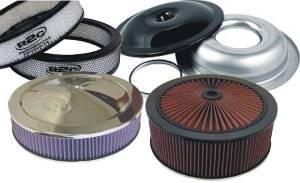 Air & Fuel System - Air Cleaners and Intakes