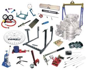 Tools & Pit Equipment - Engine Tools