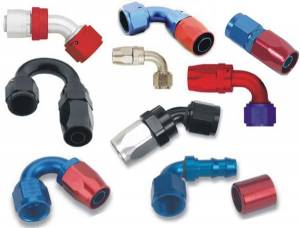 Adapters and Fittings - Hose Ends