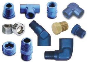 Fittings & Hoses - Pipe Thread to Pipe Thread Adapters
