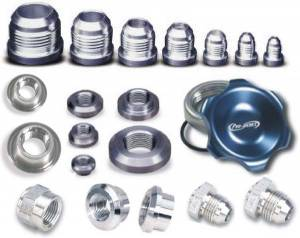 Fittings & Hoses - Weld-In Bungs & Fittings