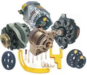 Ignition & Electrical System - Alternators and Components