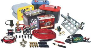 Ignition & Electrical System - Batteries and Components