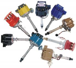 Ignition & Electrical System - Distributors