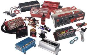 Ignition & Electrical System - Ignition Systems and Components