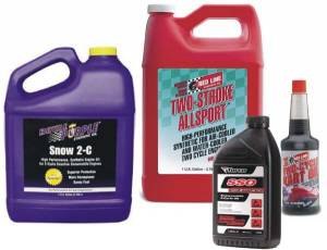 Oils, Fluids and Additives - Two-Stroke Oil