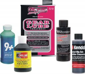 Oil & Fluids - Gear Oil Additives