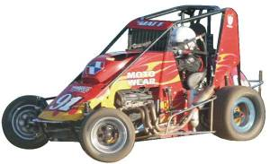 Sprint Car & Open Wheel - Midget Parts