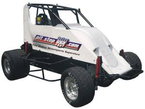 Sprint Car & Open Wheel - Mini Sprint Parts