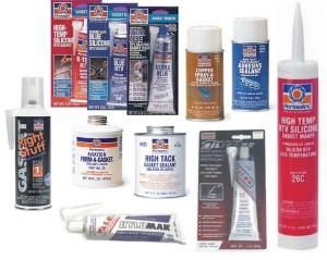 Gaskets & Seals - Gasket Sealants