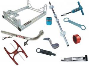 Tools & Pit Equipment - Driveline Tools