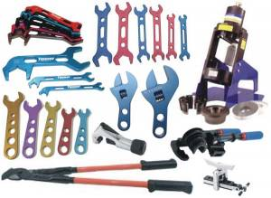 Tools & Equipment - Fitting & Hose Tools