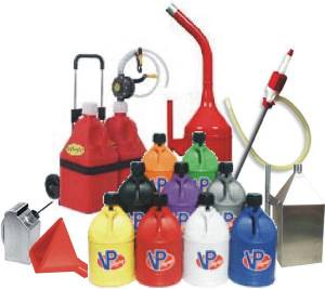 Tools & Pit Equipment - Fuel Management