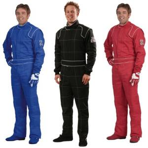 SFI-5 Rated Multi-Layer Suits - Crow Racing Suits