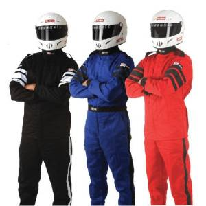 SFI-5 Rated Multi-Layer Suits - RaceQuip Racing Suits