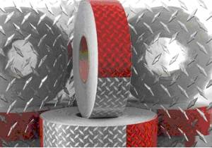 Trailer Accessories - Reflective DOT Legal Conspicuity Tape