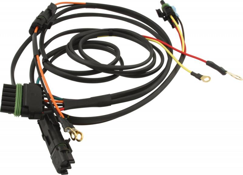 quickcar racing products 50 2031 quickcar single dirt wiring harness