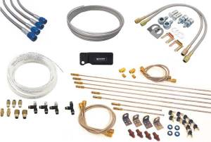 Fittings & Hoses - Brake Hoses & Lines