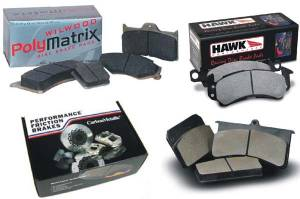 Disc Brake Pads - Brake Pad Sets - Circle Track