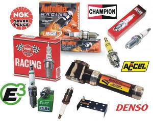 Ignition System, Magnetos - Spark Plug