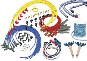 Ignition System, Magnetos - Spark Plug Wire Sets