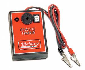 Magneto Parts & Accessories - Static Timer