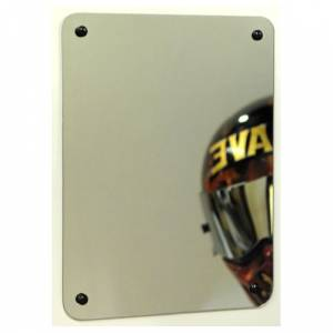 Trailer Accessories - Wall Mount Mirrors