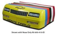 Decals, Graphics - Chevrolet Monte Carlo Decals