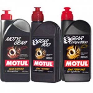 Gear Oil - Motul Gear Oil