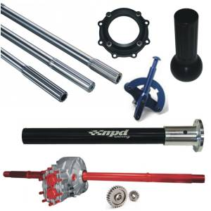 Midget Parts - Midget Driveline & Rear Suspension