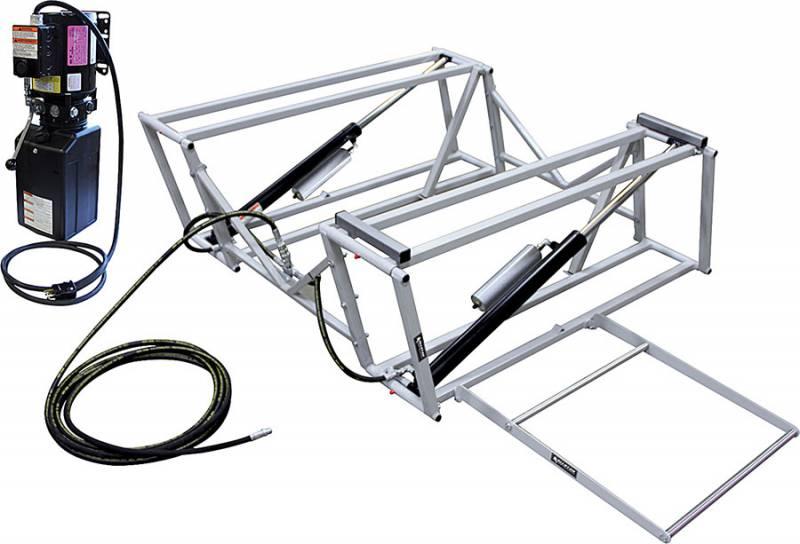 Sprint Car Jack : Allstar performance race car lift with pump