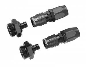Jiffy-tite Quick-Connect Hose Ends and Fluid Fittings - Jiffy-tite Quick-Connect Carburetor Fittings