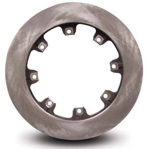 AFCO Racing Brake Rotors - AFCO Pillar Vane Flat Rotors