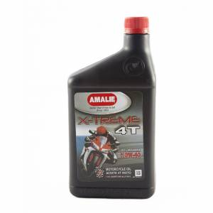 Amalie Motor Oil - Amalie X-treme 4T Max MC Motorcycle Oil