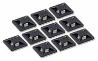 "Allstar Performance - Allstar Performance Wire Tie Mounting Base - 3/4"" x 3/4"" (10 Pack)"