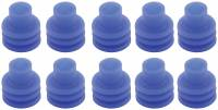 Allstar Performance - Allstar Performance Weather Pack Connector 12 Gauge Blue Seals (10 Pack)