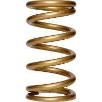 "Landrum Performance Springs - Landrum 9.5"" Gold Coil Front Spring - 5"" O.D. - 600 lb."