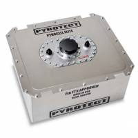 "Pyrotect Fuel Cells - Pyrotect PyroCell Elite Series Fuel Cell w/ Aluminum Can - 18 Gallon - 28"" L x 17.12"" W x 9.875"" H"